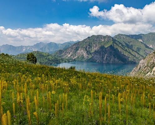 Kirgisische Natur